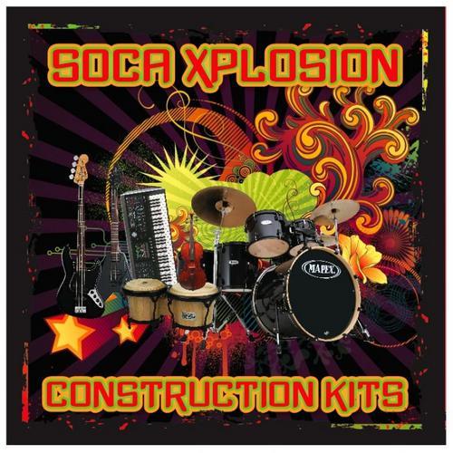 Pay for Soca Xplosion - Construction Kits