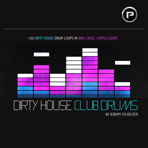 Pay for DIRTY HOUSE CLUB DRUMS by Jeremy Sylvester