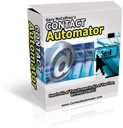 Pay for CONTACT Automater, Reach All of Your Prospect All of The Time, Without Email  !  With MRR RIGHTS