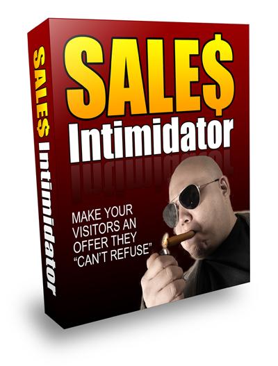 Pay for Sales Intimidator (PLR Version)