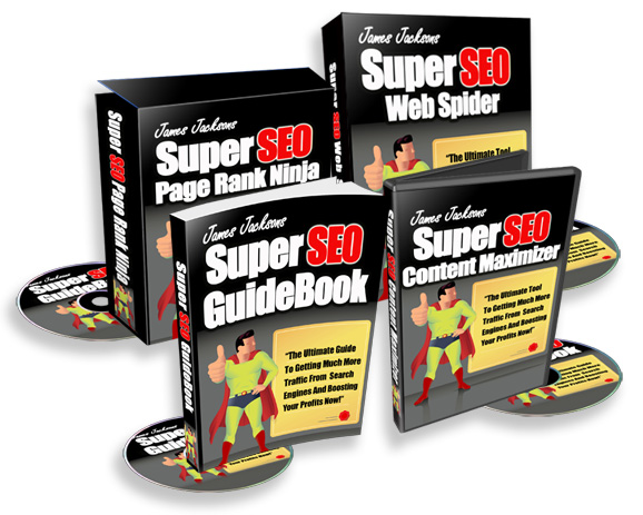 Pay for Super SEO PACK (2008)