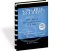 Thumbnail Acne Free in 3 Days Book