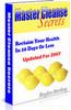 Thumbnail Master Cleanse Secrets Book ??