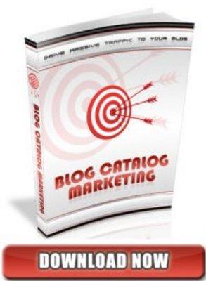Pay for Blog Catalog Marketing MRR