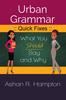 Thumbnail Urban Grammar Quick Fixes