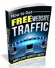 Thumbnail How to Get Free Website Traffic