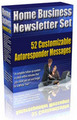 Thumbnail Home Business Newsletter Set - Private Label Rights