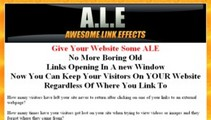 Thumbnail Awesome Link Effects (WebsiteALE) - Script