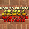 Thumbnail How To Add Background Images