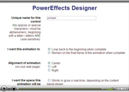 Thumbnail Power Effects - Script