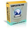 Thumbnail Simple HTML to PDF  MRR