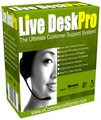 Thumbnail Live Desk Pro - Master Resell Rights