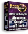 Thumbnail Alexa Rank Enhancer  - Master Resell Rights