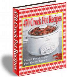 Thumbnail Crockpot CookBook