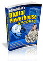 Thumbnail Digital PowerHouse Secrets  MRR