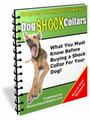 Thumbnail Dog Shock Collars eBook - MRR