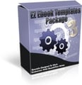 Thumbnail EZ eBook Template Package V3