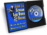 Thumbnail How 2 Stream Live Video Online  MRR