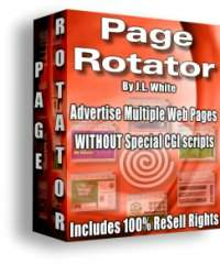 Thumbnail Page Rotator