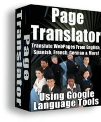 Thumbnail Page Translater Software -MRR