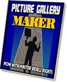 Thumbnail Picture Gallery Maker - Master Resell Rights