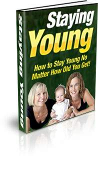 Thumbnail Staying Young  PLR