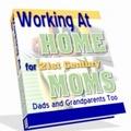 Thumbnail Work At Home Moms eBook