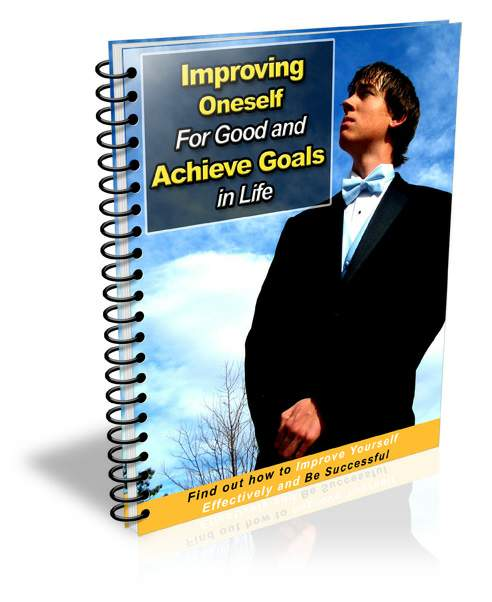 Pay for Improving Oneself For Good and Achieve Goals in Life