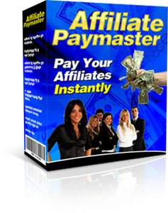Pay for Affiliate Paymaster