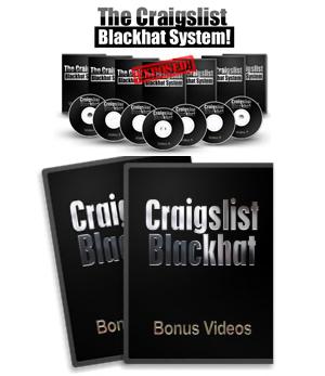 Pay for Craigslist Blackhat System