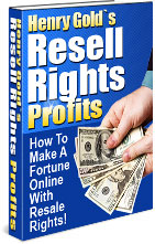 Pay for Resell Rights Profits - with Private Label Rights