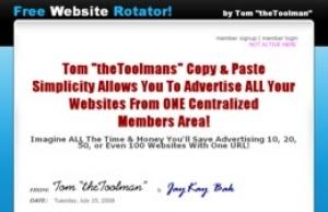 Pay for Website Rotator Membership