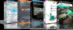 Thumbnail Mega internet marketing software bundle deal