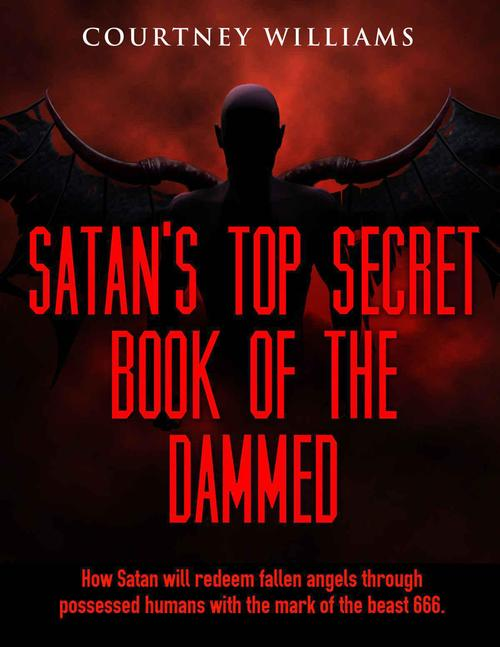 Pay for Satans top secret book of the Damned