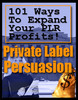 Thumbnail Learn 101 Ways To Expand  Your Private Label Resell Profits