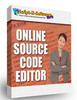 Thumbnail Online Source Code Editor    MRR/Giveaway Rights