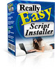 Thumbnail Really Easy Script Installer MRR/Giveaway Rights