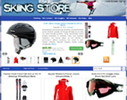 Thumbnail  Amazon Skiing Store Niche Website  Private Label Rights
