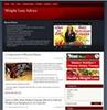 Thumbnail Weight Loss Advice Niche Blog