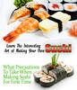 Thumbnail Learn to Make Sushi MRR Rights