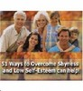 Thumbnail Do you have low self-esteem? Do social situations stress you