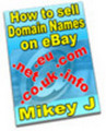Thumbnail How to Sell Domain Names on eBay by Mikey J