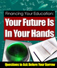 Thumbnail Financing Your Education Your Future Is In Your Hands