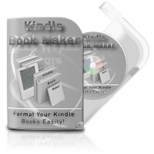 Pay for Kindle Book Maker Software  comes W/ Master Resale Rights