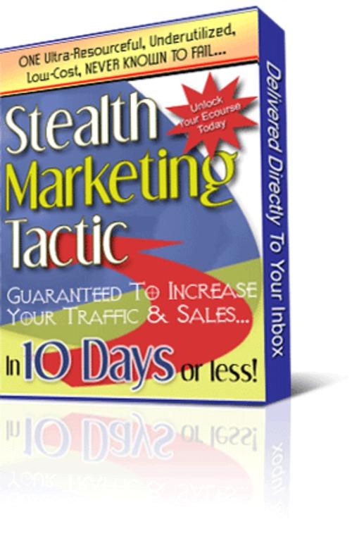 Pay for Stealth-Marketing Tatics