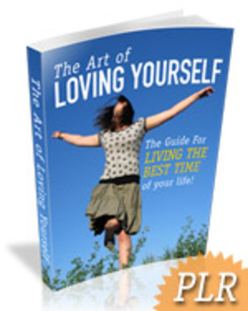 Pay for The Art of Loving Yourself W/Resell Rights