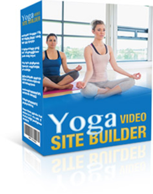 Pay for Yoga Video Site Builder MRR/Giveaway Rights