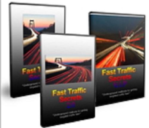 Pay for Fast Traffic Secrets (Combo 3 Packs)  Multi- Righs