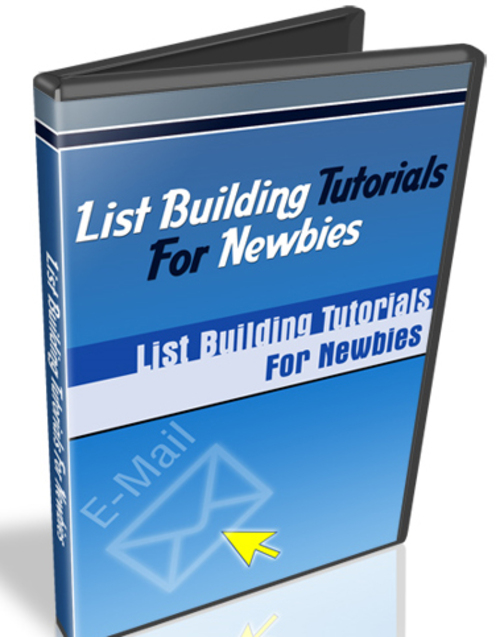 Pay for List Building Tutorials For Newbies