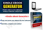 Thumbnail Amazon Kindle Ebook Creator - Easy to use Kindle Ebook Gener
